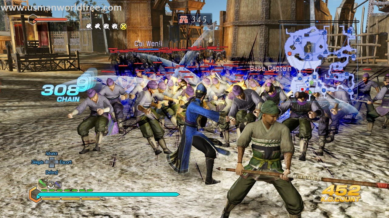 Highly Compressed Dynasty Warriors 8 Empires PC Game Free ...