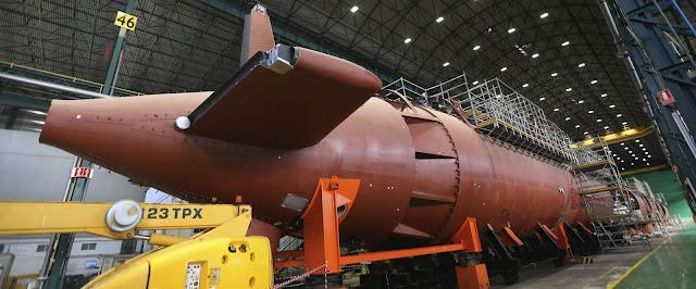 El coste de los submarino S-80 aumenta en 1.771 millones de euros