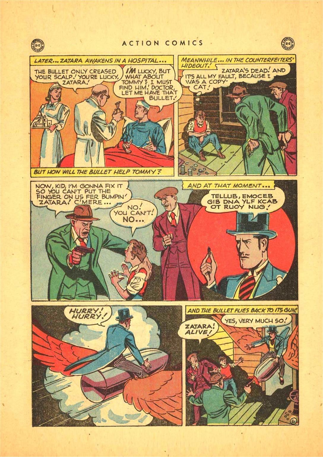 Action Comics (1938) 116 Page 28