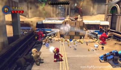 LEGO ® Marvel Super Heroes 02