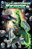 Os Novos 52! Lanterna Verde #42