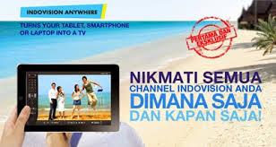 Pasang Indovision Semarang