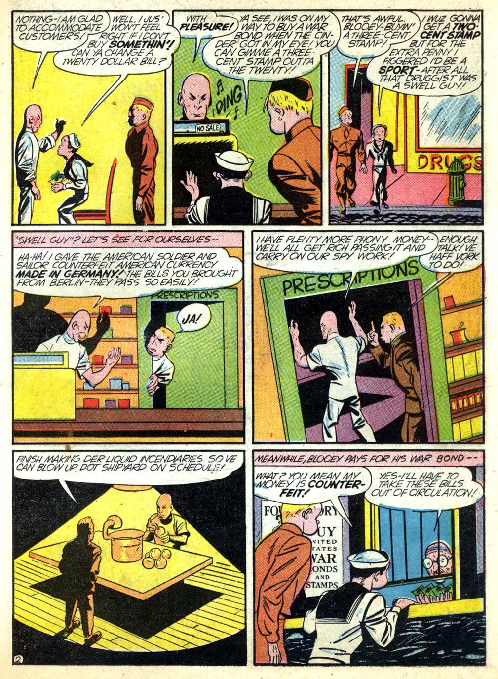 Read online All-American Comics (1939) comic -  Issue #54 - 41