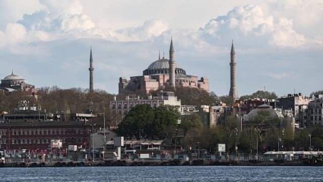 Τζαμί η Αγία Σοφία και με τη «βούλα» του Ερντογάν
