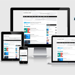 Flashback Responsive Simple Blogger Template