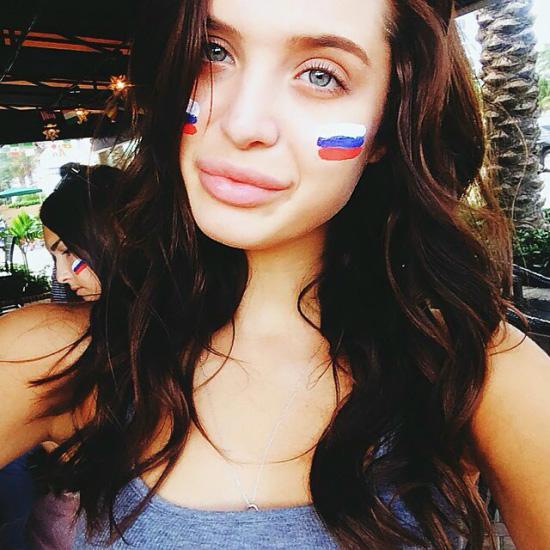 صور مشجعين روسيا