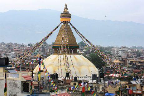 Stupa Bodhnath