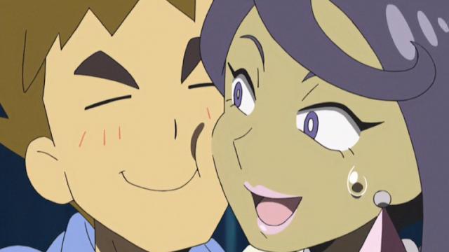 O líder do ginásio de Pewter já se apaixonou por quase todas as garotas do anime Pokémon. Mas também foi rejeitado por todas. Porém, parece que agora vai!