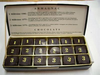 フランス 地方 チョコレート