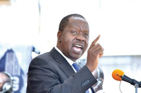 Matiang'i Ready To Make Heads Roll In New Position