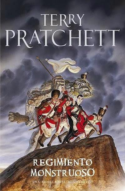 Regimiento monstruoso, de Terry Pratchett