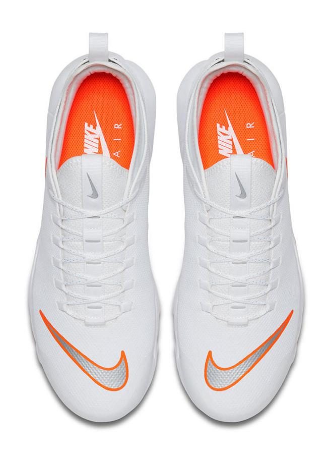 b7679f1aaa Mirroring the look of the World Cup Mercurial, the lead colorway is white.  Iridescent shanks with a color-shifting effect appear across each colorway,  ...