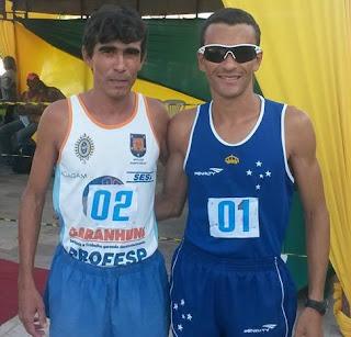 Confira os vencedores da V corrida rústica realizada neste domingo (06) em Picuí