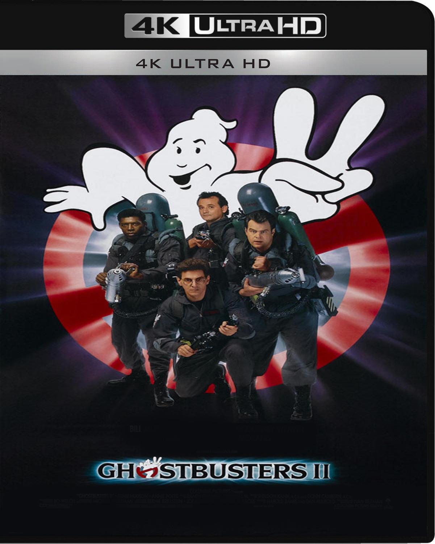 Ghostbusters 2 [1989] [UHD] [2160p] [Latino – Castellano]