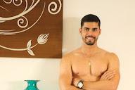 Miguel Leles, Mister Mato Grosso 2017, posa sem camisa para ensaio