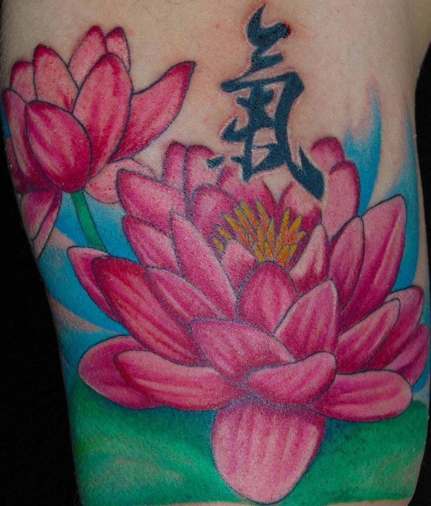 tattoo art lotus tattoos meaning and pics. Black Bedroom Furniture Sets. Home Design Ideas
