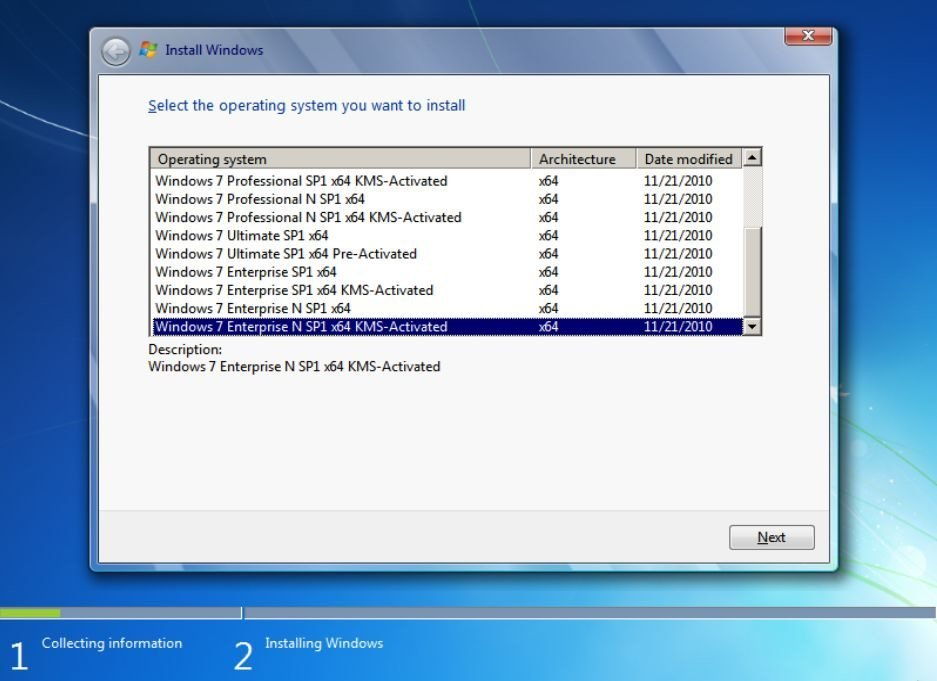 windows 7 pro 32 bit pre activated iso