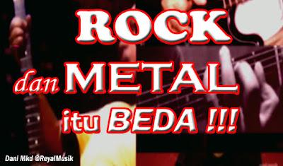 Belajar Gitar Rock dan Metal Untuk Pemula