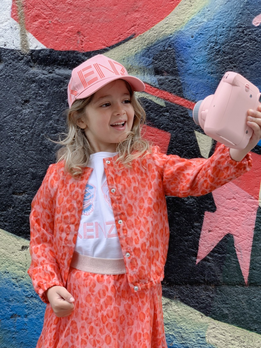 Cerimonia in vista? Kenzo Kids lancia Party, una capsule di vestiti bimba eleganti