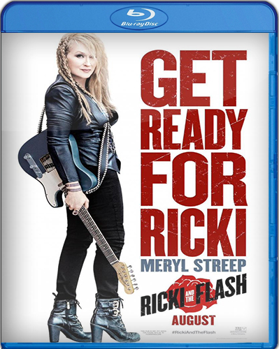 Ricki and the Flash [2015] [BD25] [Latino]