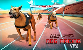 Crazy Dog Racing Mod Apk v2.2.9 Terbaru (unlimited Coin)