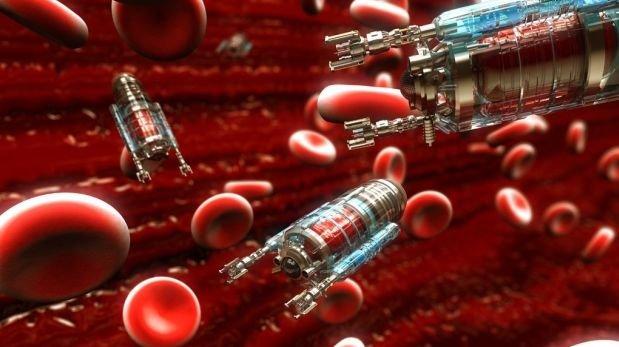 Utilizan microrobots para combatir el cancer