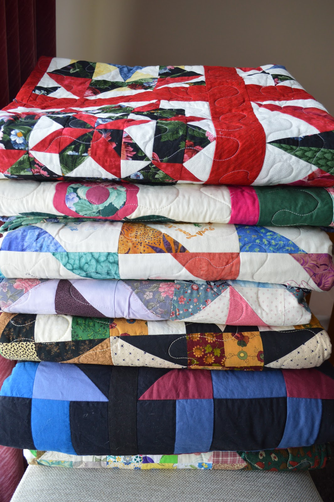 Sew Many Quilts - Too Little Time: The Gift of Comfort From Oz ... : oz quilts - Adamdwight.com