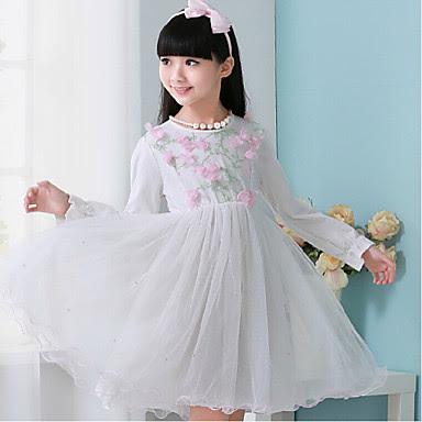 baju pesta anak princess cantik