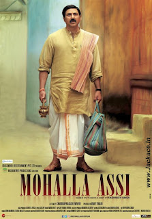 Mohalla Assi First Look Poster 1