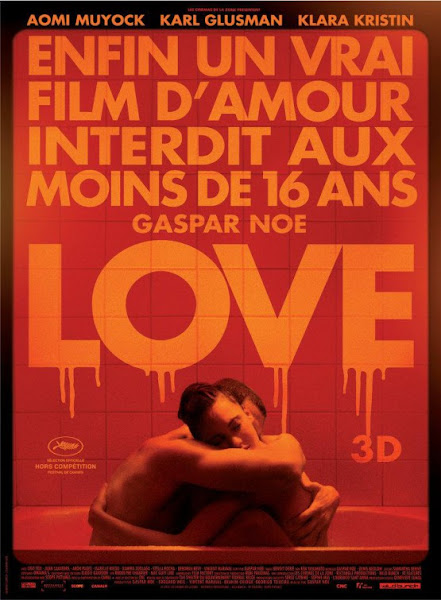 Poster Of (18+) Love 2015 720p English BRRip Full Movie Download