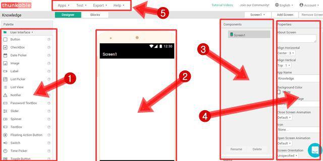 Blog Website का Free Android App कैसे बनाये