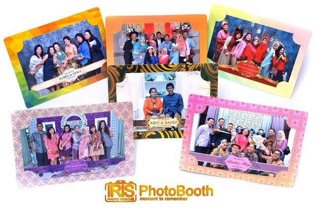 photobooth pernikahan untuk souvenir