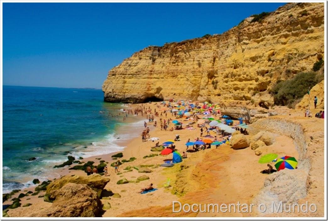 Praia de Vale Centeanes; Praias do Concelho da Lagoa; Praias no Algarve