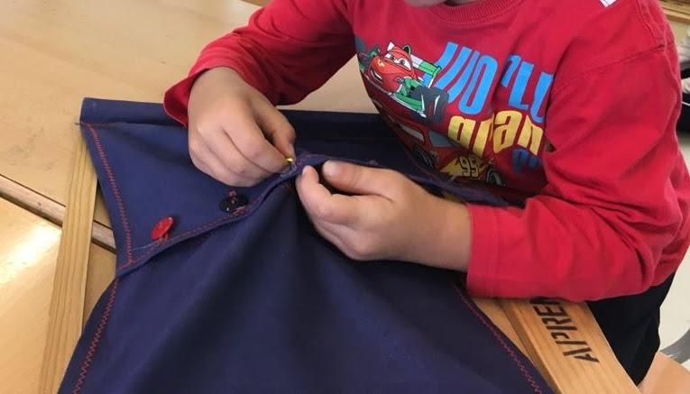 Els nostres moments a l\'aula d\'infantil: Rincones Montessori 4