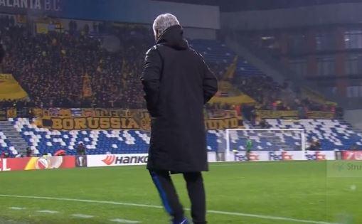 EUL Atalanta Borussia Dortumund 1-1 highlights e tabellino