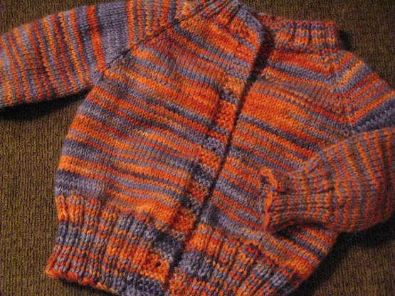 Knitting with my Mother's Hands: May 2011