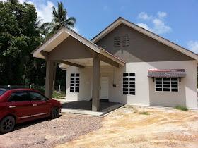 Pengalaman Bina Rumah Sendiri 19 Siap