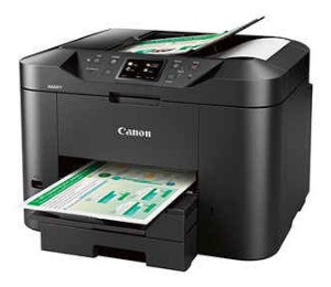 Canon MAXIFY MB2720 Driver Download, Wirelees and Manual Setup