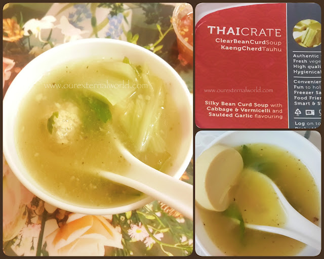 ThaiCrate - Home Delivery Review, Indian Food Blog, food review