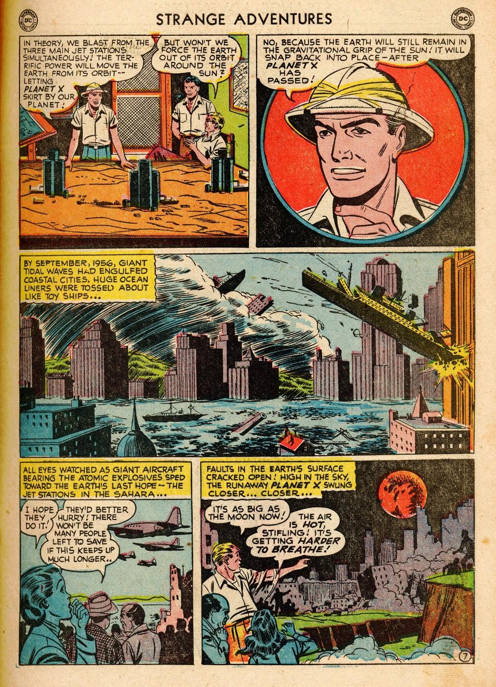 Strange Adventures (1950) issue 2 - Page 9