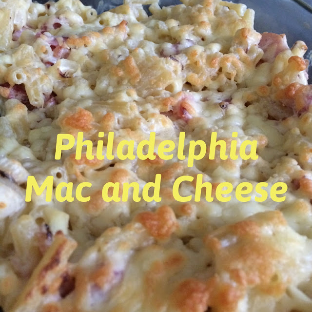 Philadelphia mac and cheese