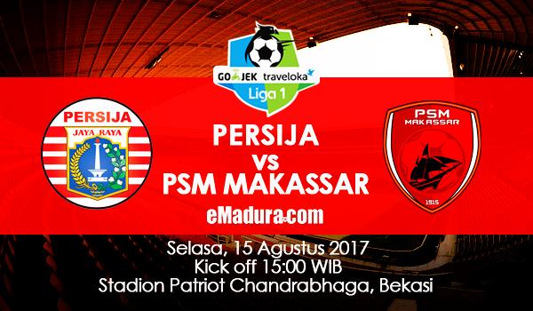 Harga Tiket Persija Vs Psm Makassar 15 Agustus 2017