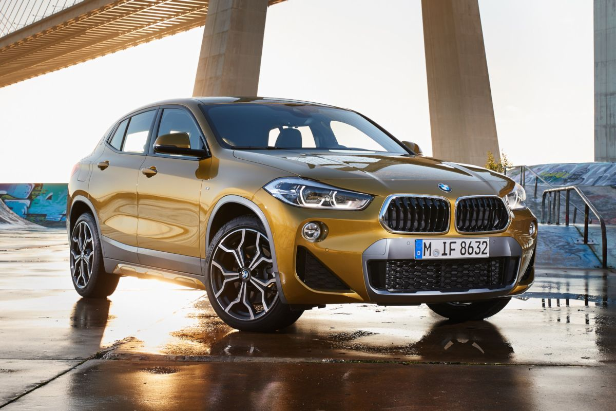Updated Bmw Philippines Launches The 2018 X2 W 13 Photos