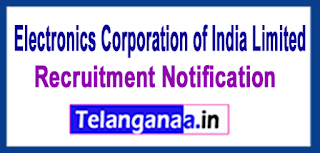 ECIL Electronics Corporation of India Limited Recruitment Notification 2017 Last Date 12-06-2017