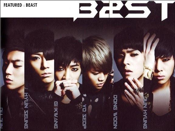 top kpop music: Beast (B2ST) : Members Profile