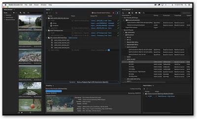 Adobe Media Encoder CC 2021