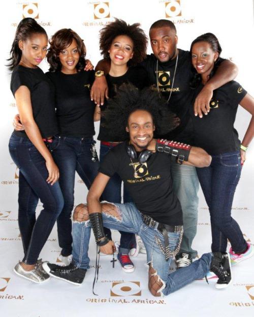 Channel O 2 Denrele Edun On The New Channel O Team
