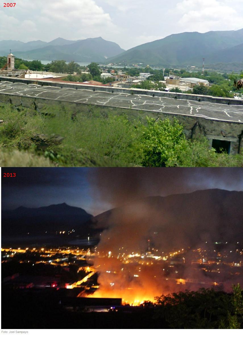 Monterrey Mxico Fbrica De Hilados Y Tejidos El Porvenir