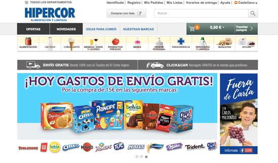 buongiorno A Coruna - Supermercati online