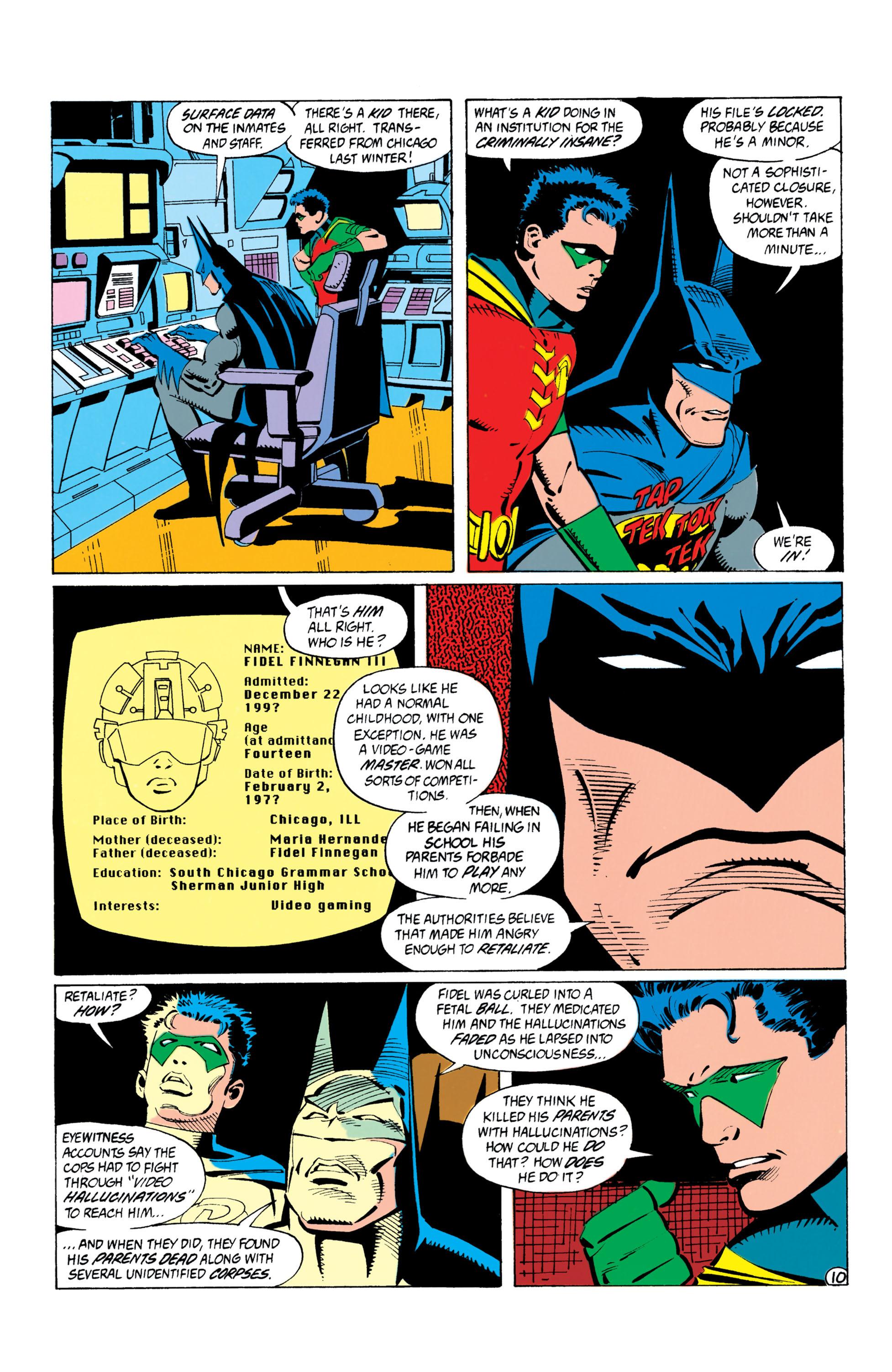 Detective Comics (1937) 636 Page 9
